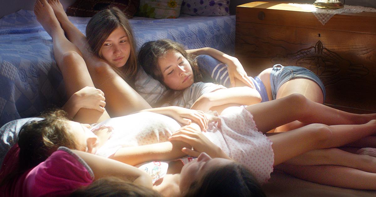 голые русские сестры фото